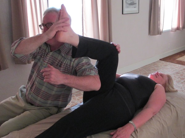 Slide show of Rolfing in Action